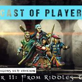 Dungeons & Dragons Cast of Players: Chapter 11 – From Riddles to Ruin