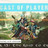 Dungeons & Dragons Cast of Players: Chapter 15 – The Road to Erenshire